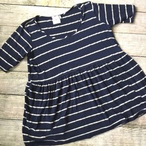 {ASOS Maternity} Striped Shirt
